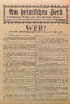 Am Heimischen Herd, 1929, Jg. 101, Nr. 40