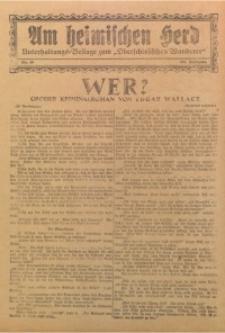 Am Heimischen Herd, 1929, Jg. 101, Nr. 50