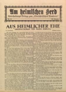 Am Heimischen Herd, 1929, Jg. 102, Nr. 171