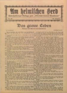 Am Heimischen Herd, 1929, Jg. 102, Nr. 188
