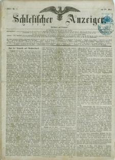 Schlesischer Anzeiger, 1860, Nry 1-33