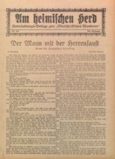 Am Heimischen Herd, 1929, Jg. 102, Nr. 213