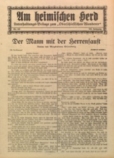 Am Heimischen Herd, 1929, Jg. 102, Nr. 221