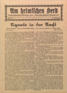 Am Heimischen Herd, 1929, Jg. 102, Nr. 250