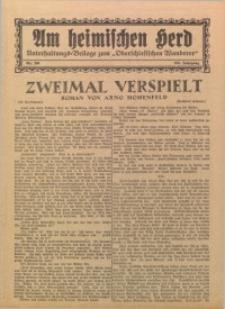 Am Heimischen Herd, 1929, Jg. 102, Nr. 289