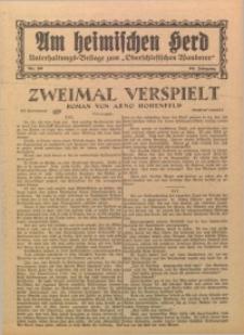 Am Heimischen Herd, 1929, Jg. 102, Nr. 290