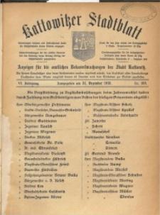 Kattowitzer Stadtblatt, 1913, Jg. 6, nr103