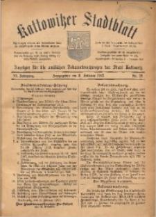 Kattowitzer Stadtblatt, 1913, Jg. 6, nr12