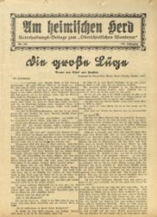 Am Heimischen Herd, 1930, Jg. 103, Nr. 101