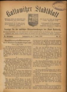 Kattowitzer Stadtblatt, 1916, Jg. 9, nr47