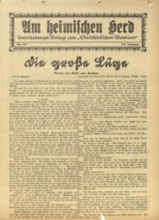 Am Heimischen Herd, 1930, Jg. 103, Nr. 107