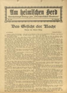 Am Heimischen Herd, 1930, Jg. 103, Nr. 120