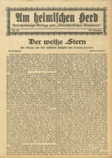 Am Heimischen Herd, 1930, Jg. 103, Nr. 222