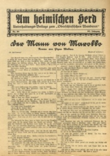 Am Heimischen Herd, 1930, Jg. 103, Nr. 261