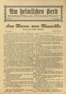 Am Heimischen Herd, 1930, Jg. 103, Nr. 271