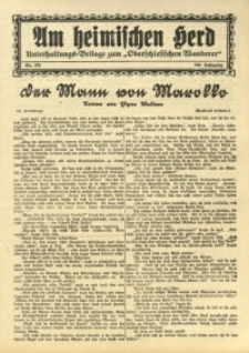 Am Heimischen Herd, 1930, Jg. 103, Nr. 275
