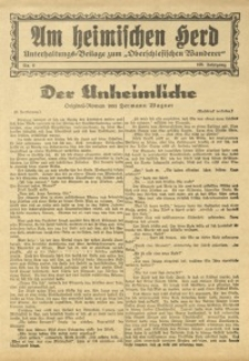 Am Heimischen Herd, 1933, Jg. 105, Nr. 4