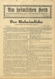 Am Heimischen Herd, 1933, Jg. 105, Nr. 12