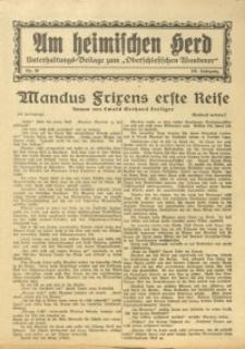 Am Heimischen Herd, 1933, Jg. 105, Nr. 36