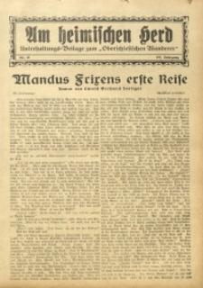 Am Heimischen Herd, 1933, Jg. 105, Nr. 41