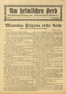 Am Heimischen Herd, 1933, Jg. 105, Nr. 45