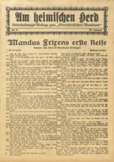 Am Heimischen Herd, 1933, Jg. 105, Nr. 48