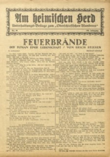 Am Heimischen Herd, 1933, Jg. 106, Nr. 80