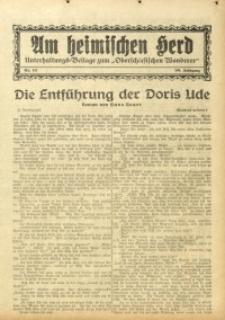 Am Heimischen Herd, 1933, Jg. 106, Nr. 111