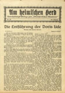 Am Heimischen Herd, 1933, Jg. 106, Nr. 119