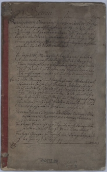 Extract auß denen Ober-und Fürsten Rechts Prothocollis anfangend vor Anno 1509