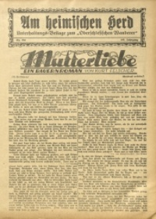 Am Heimischen Herd, 1933, Jg. 106, Nr. 154