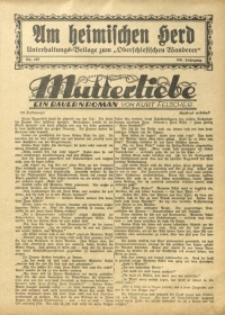 Am Heimischen Herd, 1933, Jg. 106, Nr. 157