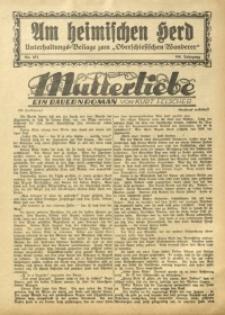 Am Heimischen Herd, 1933, Jg. 106, Nr. 161