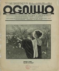 Ogniwo, 1937, Nry 10, 21, 13