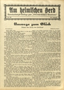 Am Heimischen Herd, 1933, Jg. 106, Nr. 214