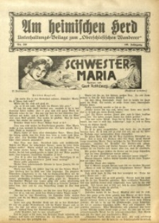 Am Heimischen Herd, 1933, Jg. 106, Nr. 219