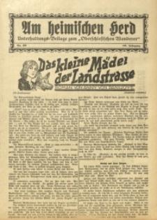 Am Heimischen Herd, 1933, Jg. 106, Nr. 256