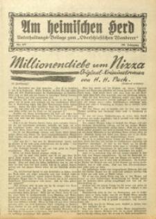 Am Heimischen Herd, 1933, Jg. 106, Nr. 277