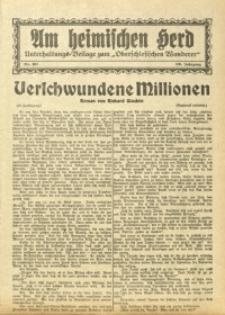 Am Heimischen Herd, 1933, Jg. 106, Nr. 303