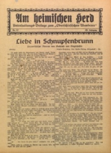 Am Heimischen Herd, 1936, Jg. 108, Nr. 52