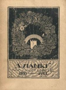 """""""Wianki"""" w Wilnie 1897-1921 r."""