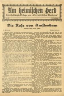 Am Heimischen Herd, 1936, Jg. 109, Nr. 85
