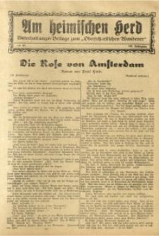 Am Heimischen Herd, 1936, Jg. 109, Nr. 91