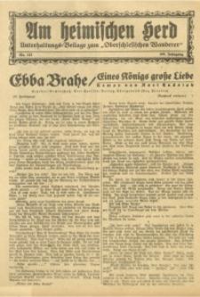 Am Heimischen Herd, 1936, Jg. 109, Nr. 113