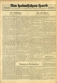 Am Heimischen Herd, 1936, Jg. 109, Nr. 154