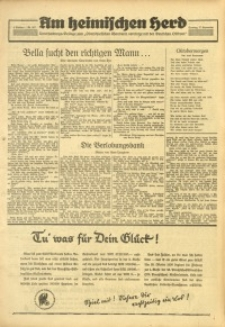 Am Heimischen Herd, 1936, Jg. 109, Nr. 267