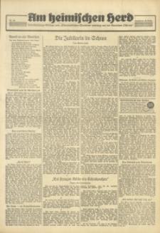 Am Heimischen Herd, 1936, Jg. 109, Nr. 329