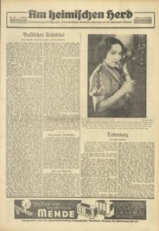 Am Heimischen Herd, 1936, Jg. 109, Nr. 337