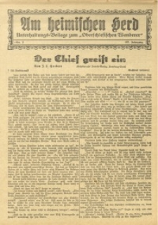 Am Heimischen Herd, 1935, Jg. 107, Nr. 2