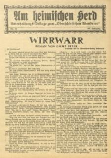 Am Heimischen Herd, 1935, Jg. 107, Nr. 73